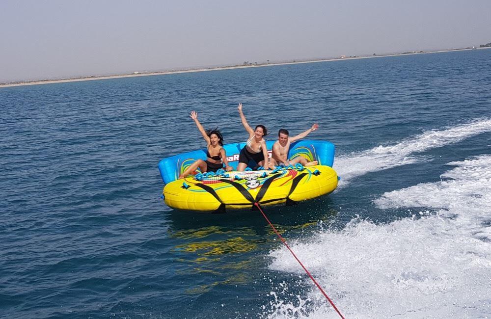 Adrenalina en hinchables (3)