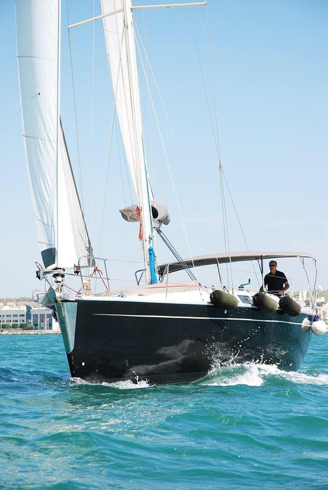 Jeanneau Sun Odyssey 43 'OCEANUS' (2)